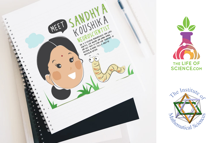 Incredible Indian Women Scientists - In collab with The Life of Science and IIMs Chennai, check out my #MondayMotivation posts on Instagram here where I draw these awe-inspiring scientists.