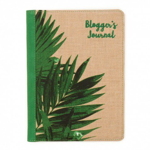 Paperchase 'Let's Squawk Blogger's Journal' - £15