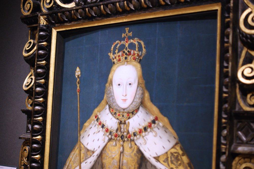 The 'Coronation Portrait', 1600