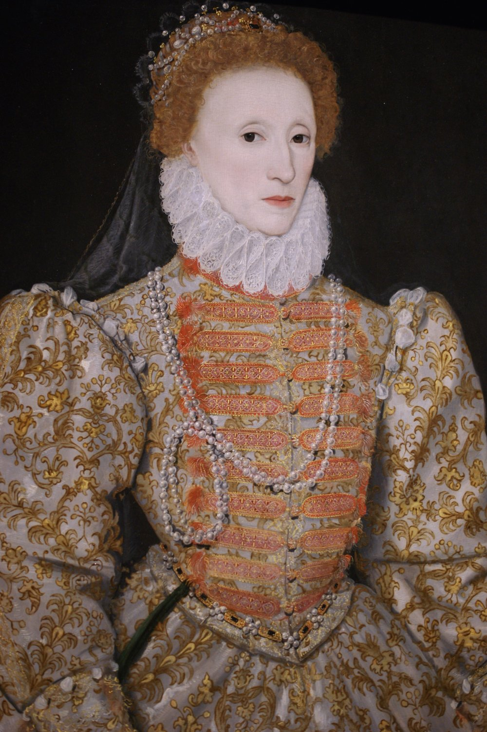 The 'Darnley Portrait', 1575