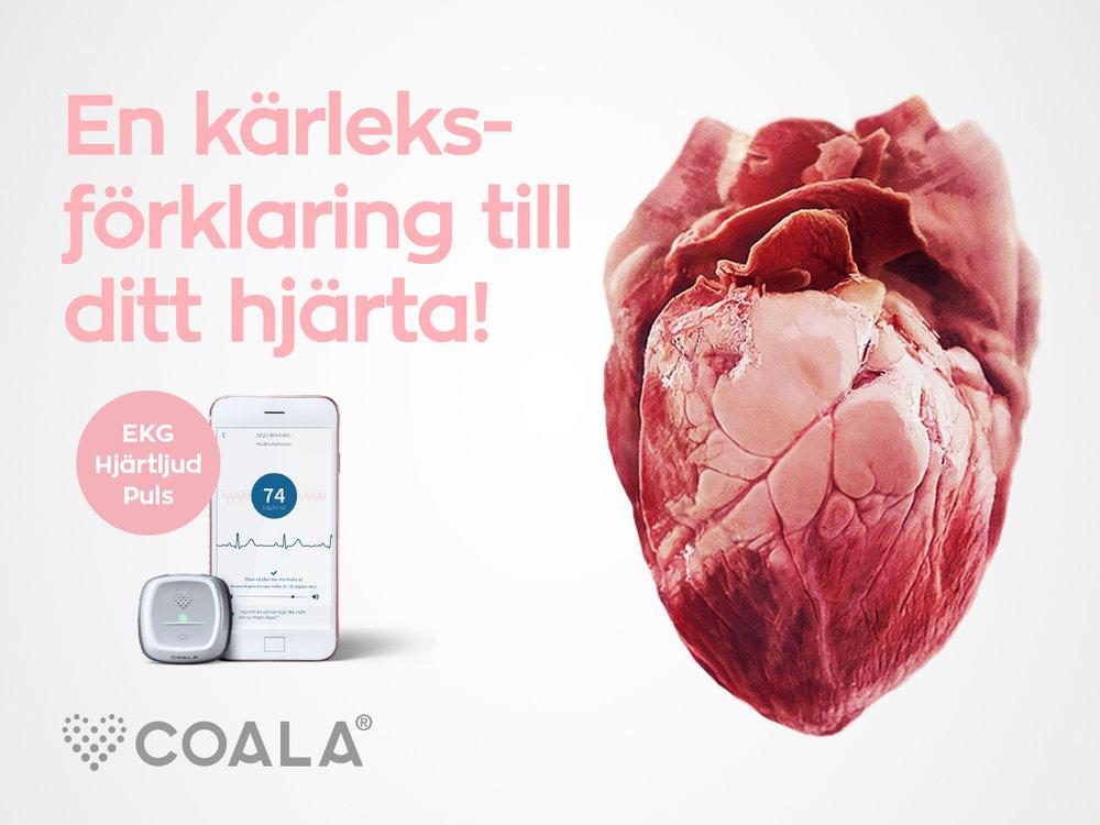 Coala Heart Monitor tävling facebook