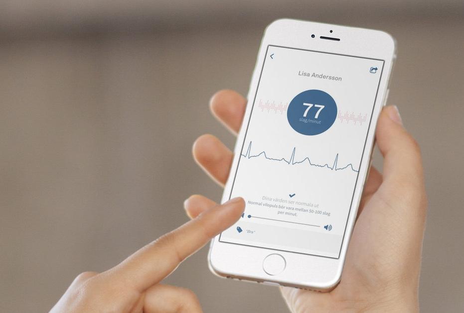Coala Heart Monitor, smidig och snabb hjärtövervakning