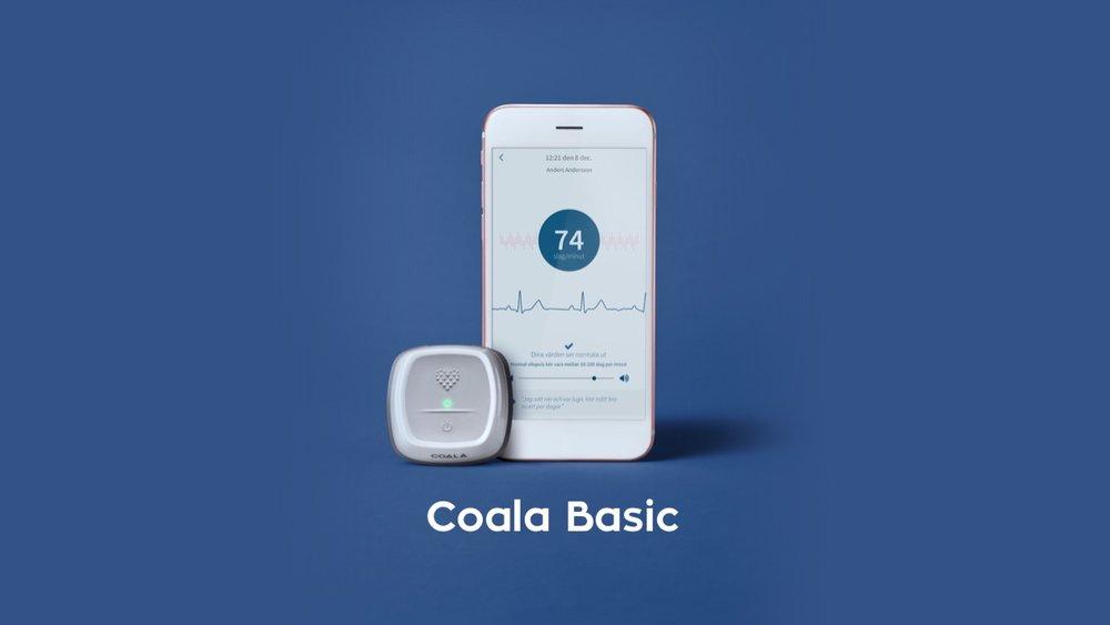coala hjärtmonitor basic