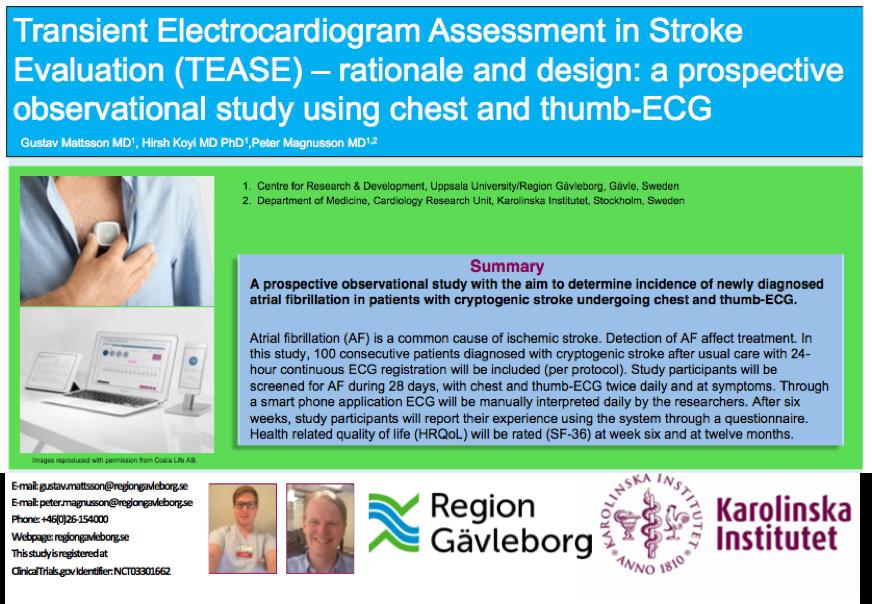 Region Gävleborg strokestudie Coala Heart Monitor hjärtmonitor.png