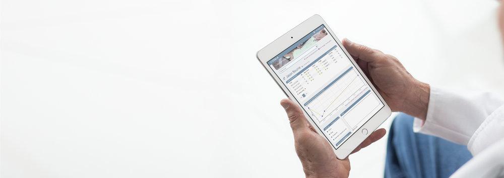 Coala Heart Monitor Pro, utvecklad för vården.   Världspremiär för vår hjärtmonitor speciellt utvecklad för digitala hjärtutredningar i vården.     Läs mer