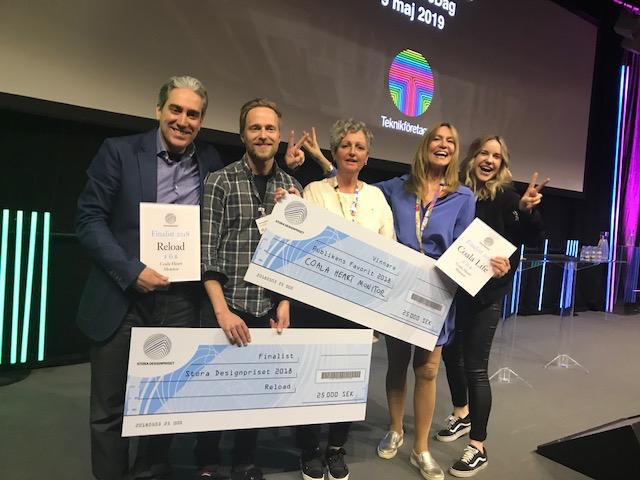 Coala life vinner Stora designpriset 2018.jpg
