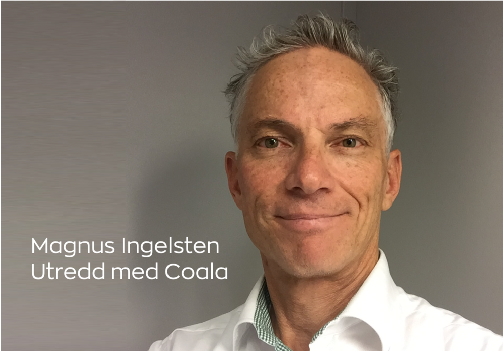 """Coala bekräftade mitt flimmer. - """"Jag hade hjärtproblem med kraftiga pulsrusningar och misstänkt flimmer och fladder. Det hindrade mig från att träna och skapade stress och oro. Jag fick en Coala genom Universitetssjukhuset i Lund och kardiologerna kunde bekräfta flimmer. Detta har minskat min oro och stress, och efter att ha anpassat min vardag har nu problemen faktiskt upphört över sommaren.""""Magnus Ingelsten, Skåne"""
