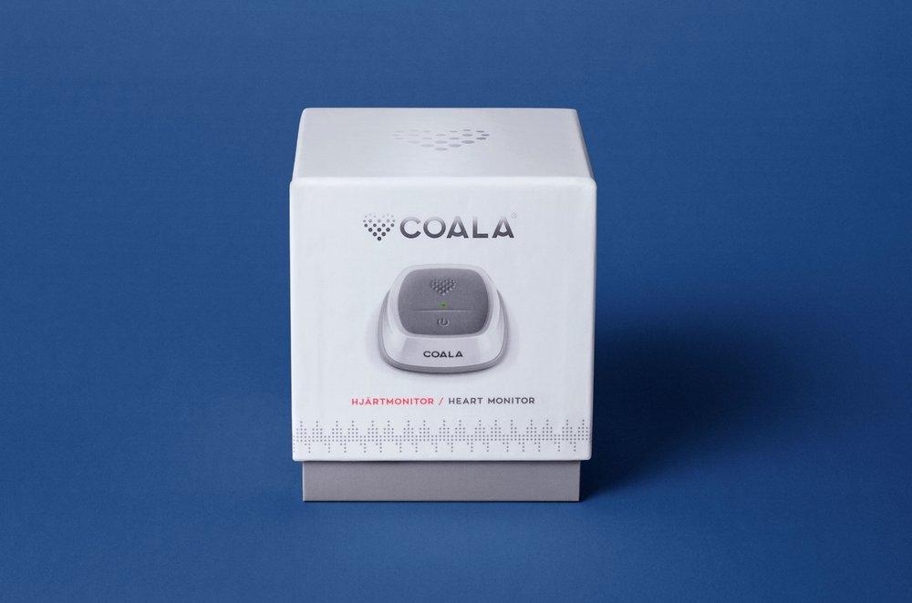 Syster till Coala Heart Monitor. - Coala Heart Monitor är syster till Coala Pro och kan köpas direkt av konsument via vår hemsida eller på LloydsApotek. Coala Heart Monitor köps med olika abonnemang och är endast anpassad för en enskild användare.Läs mer om Coala Heart Monitor, en medicinsk innovation för alla, här.