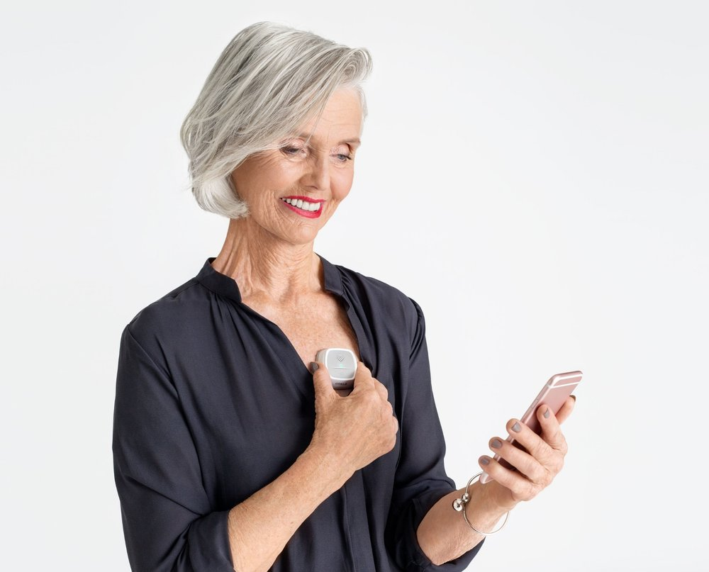 När patientengagemang är viktigt. - Coala är ett CE-Class IIa medicintekniskt system särskilt godkänt för användning i hemmiljö. Den är enkel och intuitiv att använda, och engagerar patienten i sin utredning. Coala kommunicerar direkt med användarens smartphone som vägleder, visar resultat och lagrar den personliga journalen. All data sparas, säkert och krypterat i molnet.För mer information kring datasäkerhet, läs här.
