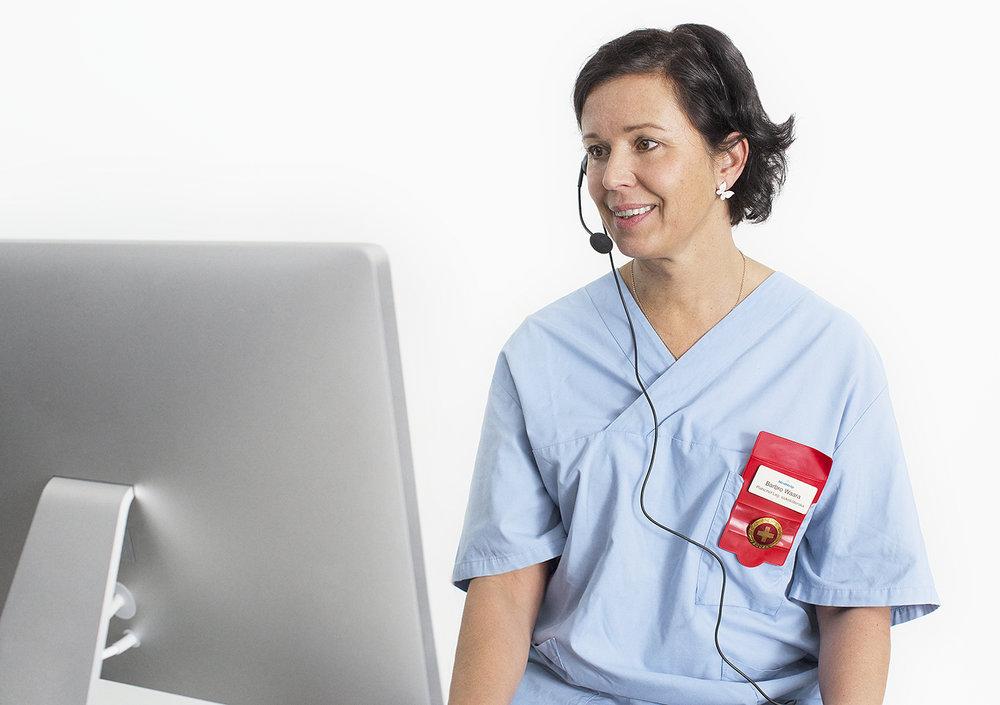 Hundratals anslutna läkare. - Coala Care Portalen används av ett hundratal svenska vårdgivare. En användare är Hjärtupplysningen som erbjuder tecknare av Coala Premium Abonnemang ett komplett ekosystem med sjukvårdsupplysning och rådgivning.