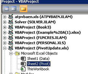 Automating Pivot Tables in Excel — Excel Dashboards VBA and more