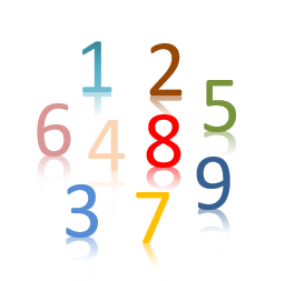 Excel Formuals to Numbers