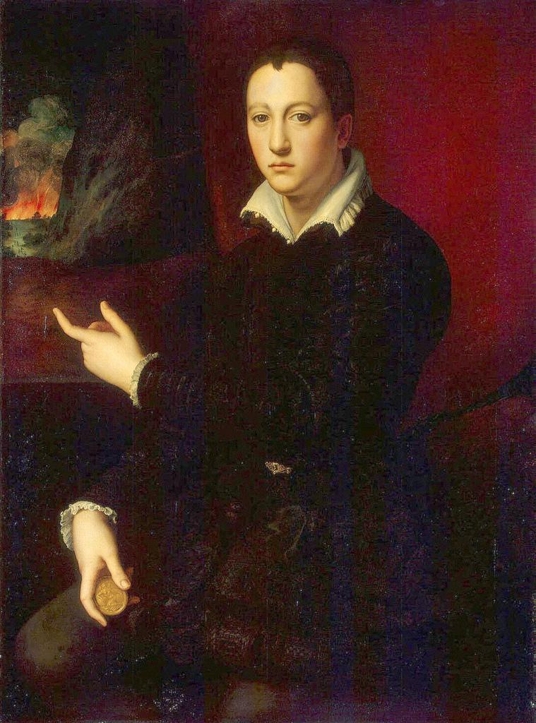 Angelo Bronzino 1537 Portrait of Cosimo I Medici.jpg