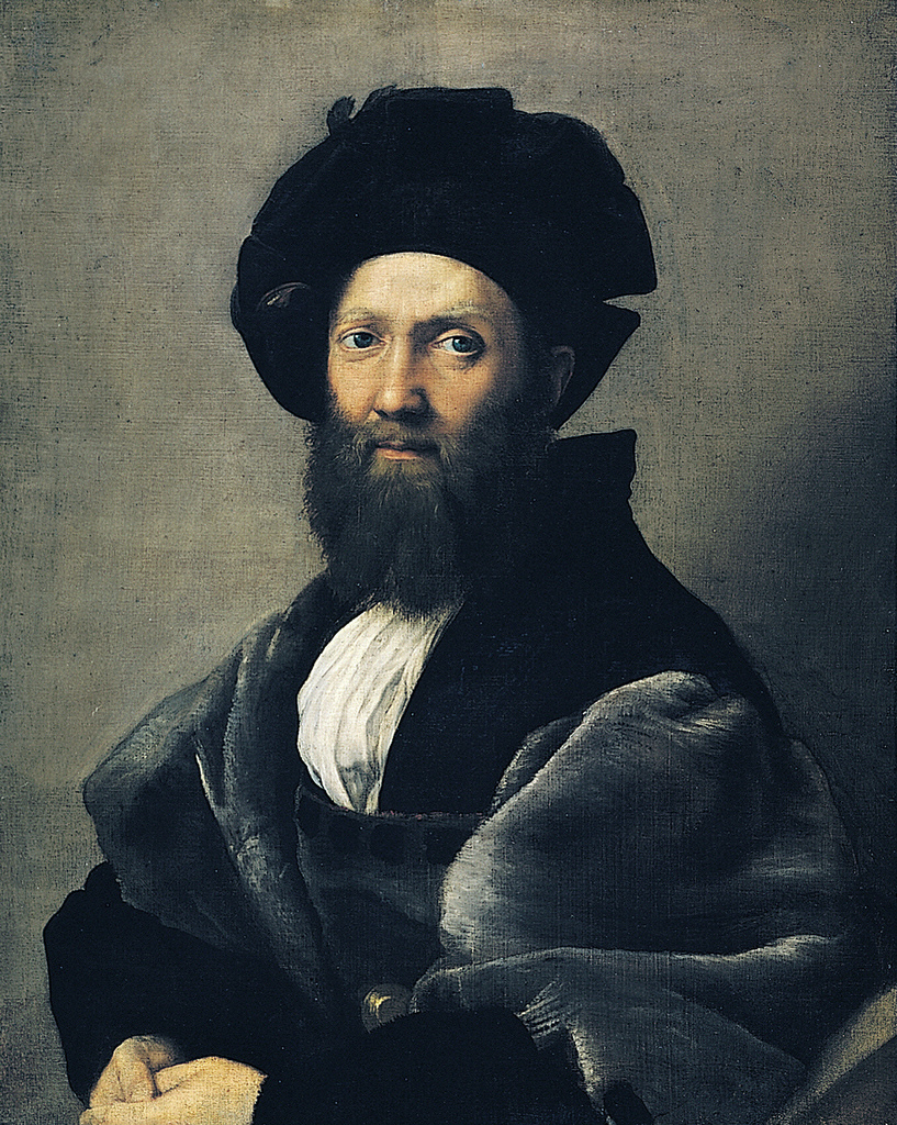Raphael- Portrait of Baldassare Castiglione c1514.jpg