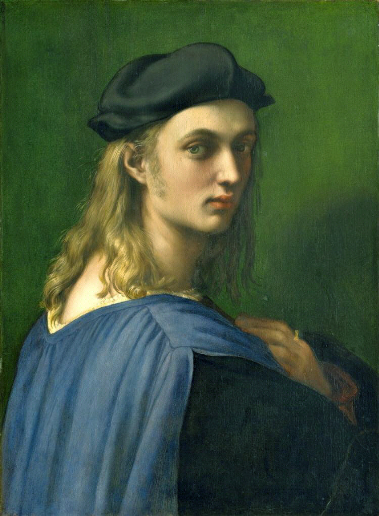 Raphael, Portrait of Bindo Altoviti c1515.jpg