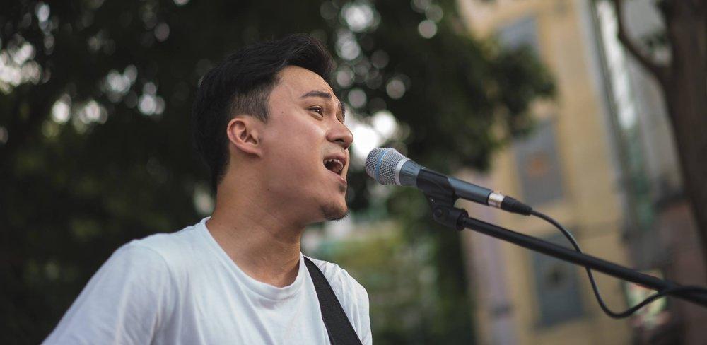 Singer Hafiz