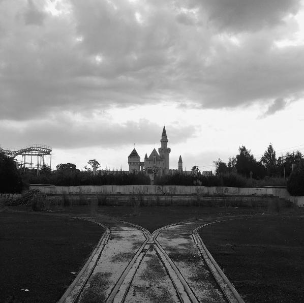 nara dreamland abandonded theme park