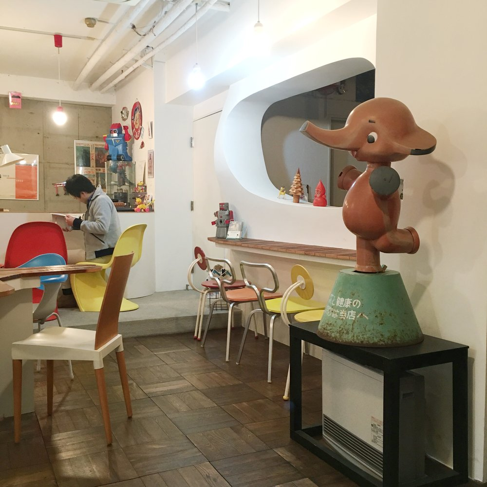 Fantasy cafe, Asakusa