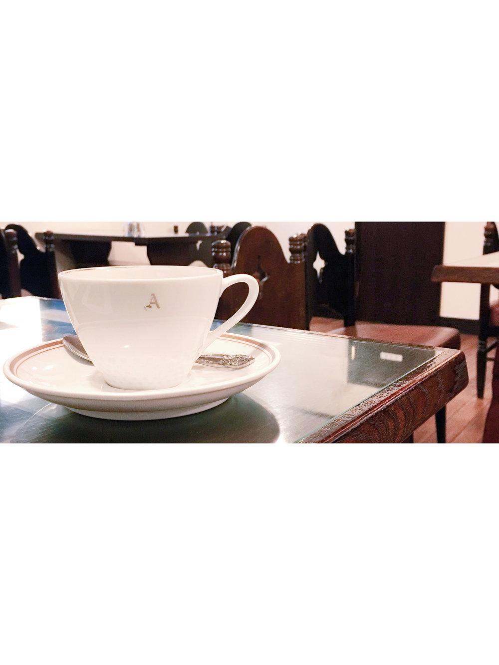 angelus cafe asakusa