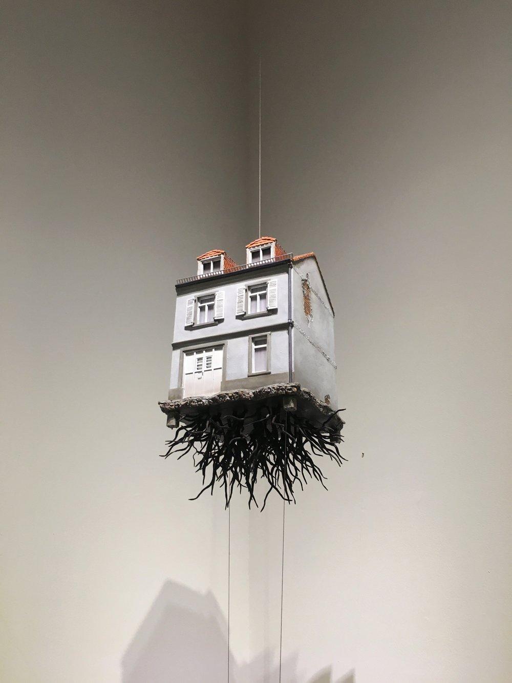 Leandro Erlich Exhibition
