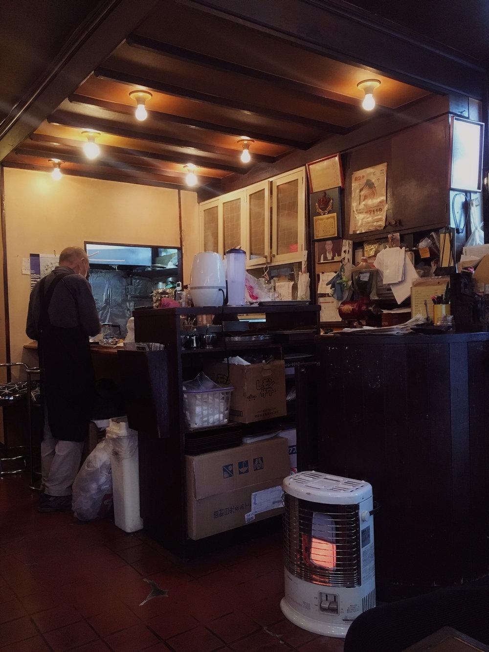 coffee mountain kinshicho