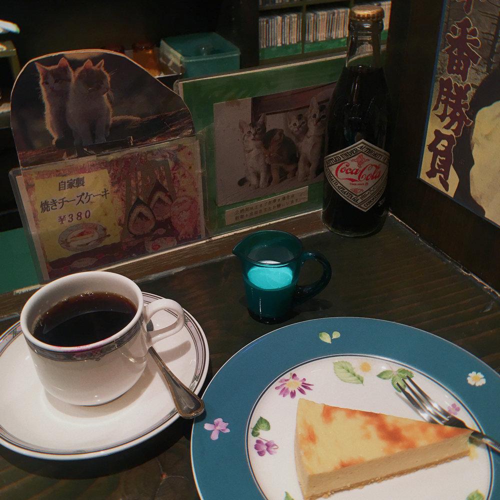 コーヒー猫丸