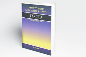 How to cope successfully with candida by Jo dunbar
