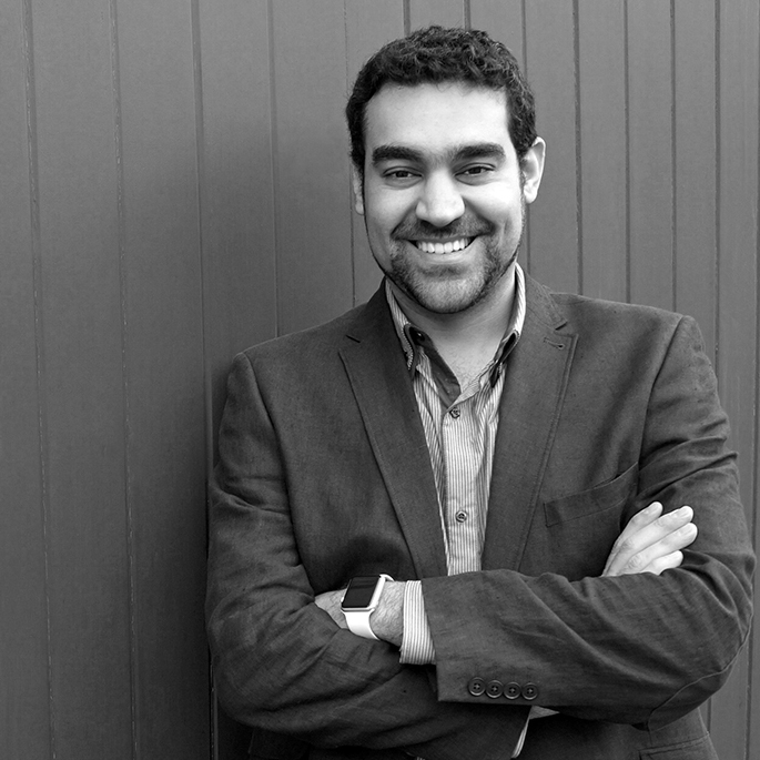 Ahmed Shawky - Associate BSc, MA (Int Des). RegArch (Egypt). Dipl (Arch Part III) Ahmed joined Nash Baker Architects in Autumn 2015, having previously worked at MTA (Michael Trentham Architects), for nearly 8 years. During his employment there, he was involved in hi-end residential projects and mixed-use developments in SE & Central London, and helped the practice get short-listed for design awards and competitions with the most recent being DON'T MOVE IMPROVE, RIBA/NLA 2014. He also completed his Part 3 examination and Postgrad Diploma in Professional Practice & Management from UCL with Distinction. Ahmed also has a wide range of experience in different building sectors in the UK and the Middle-East and originally registered as an Architectural Engineer in Egypt in 2005 following a 5 year architectural course at the Ain-Shams University in Cairo. He was later awarded Distinction for an MA in Interior Design from Brighton University in 2008 as a means to broaden his experience as he firmly believes that interaction between different design disciplines generates better design.