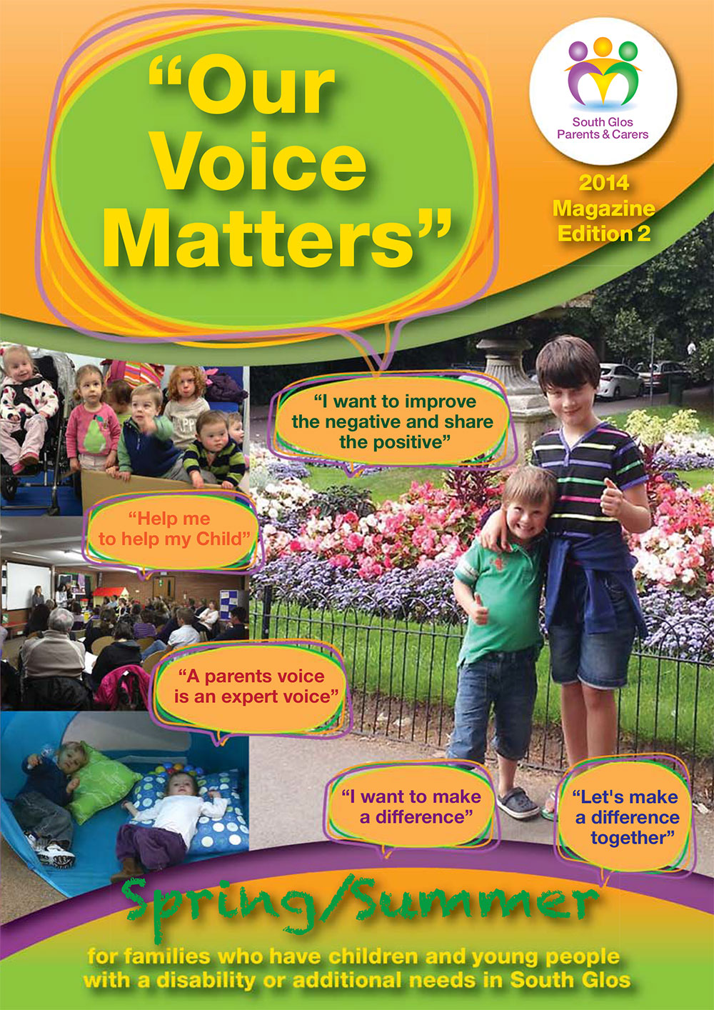 Our Voice Matters Issue 2