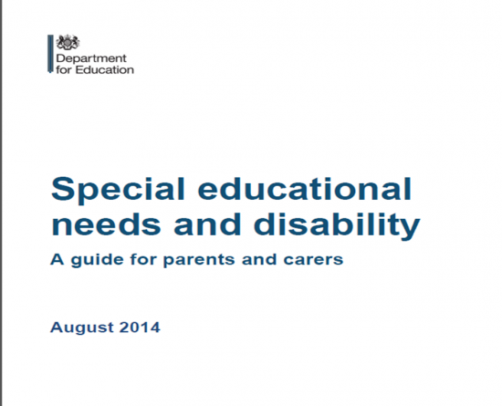 Special Education Needs and Disability Guide