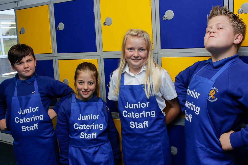 Junior Catering Staff