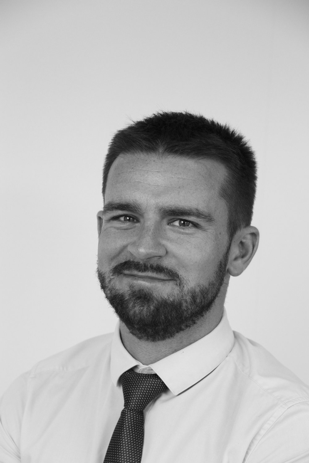 Gavin Turnbull, Client Relationship Manager