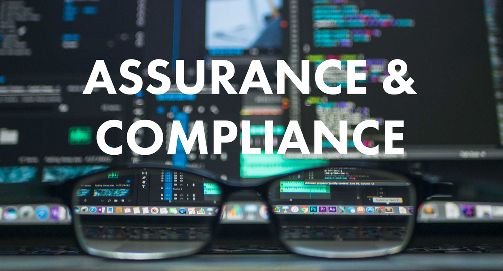 Assurance & Compliance - We can help your business adopt and be compliant with Cyber Essentials in a straightforward, efficient and cost-effective way