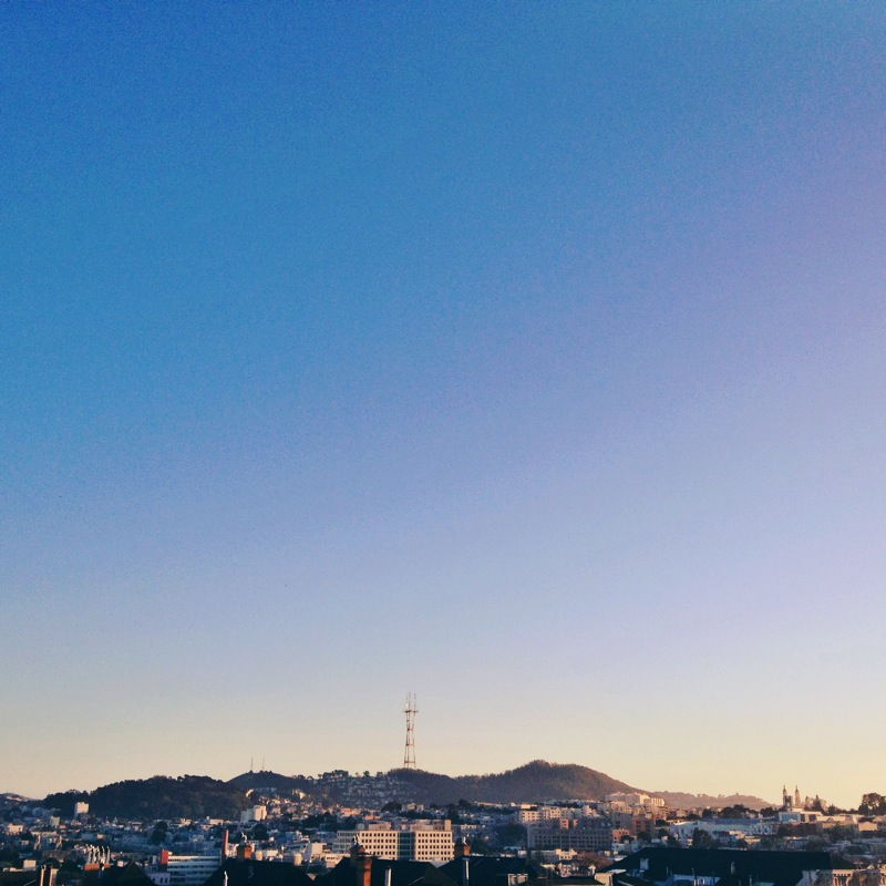 Sup pretty San Francisco.