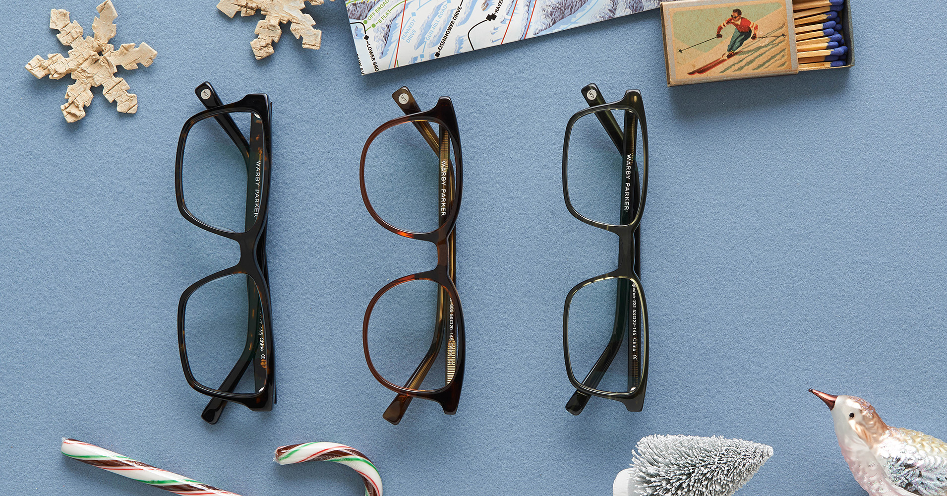 Warby Parker's newest 2013 Winter Collection!