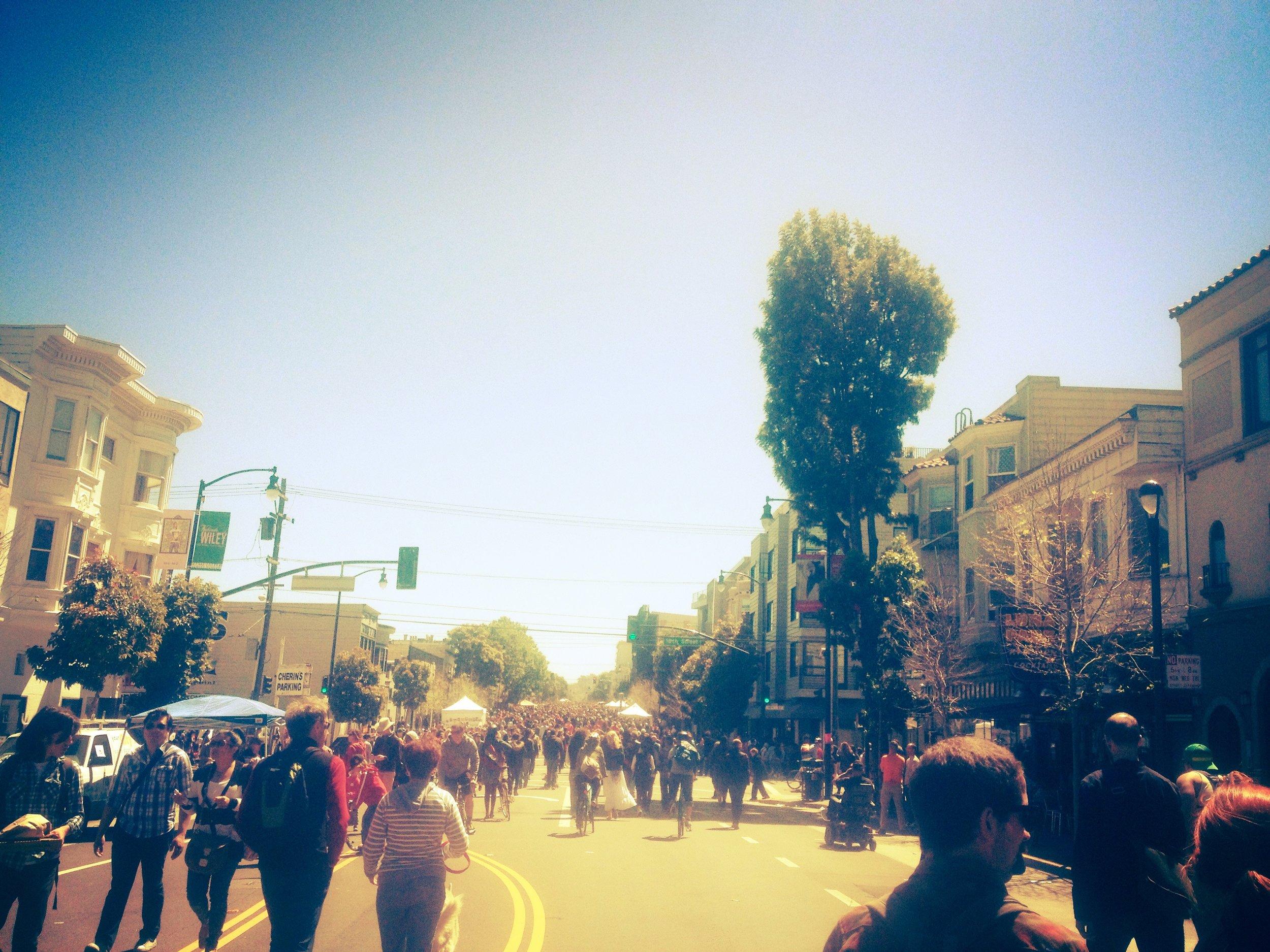 Sunday Streets!