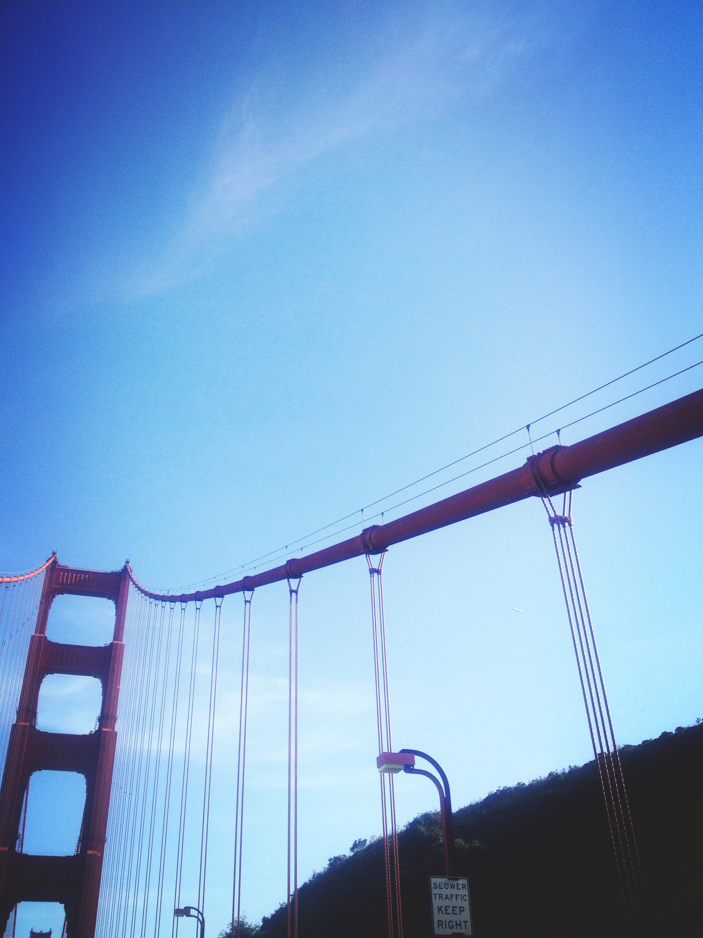 A little trip to say hello to the GGB.