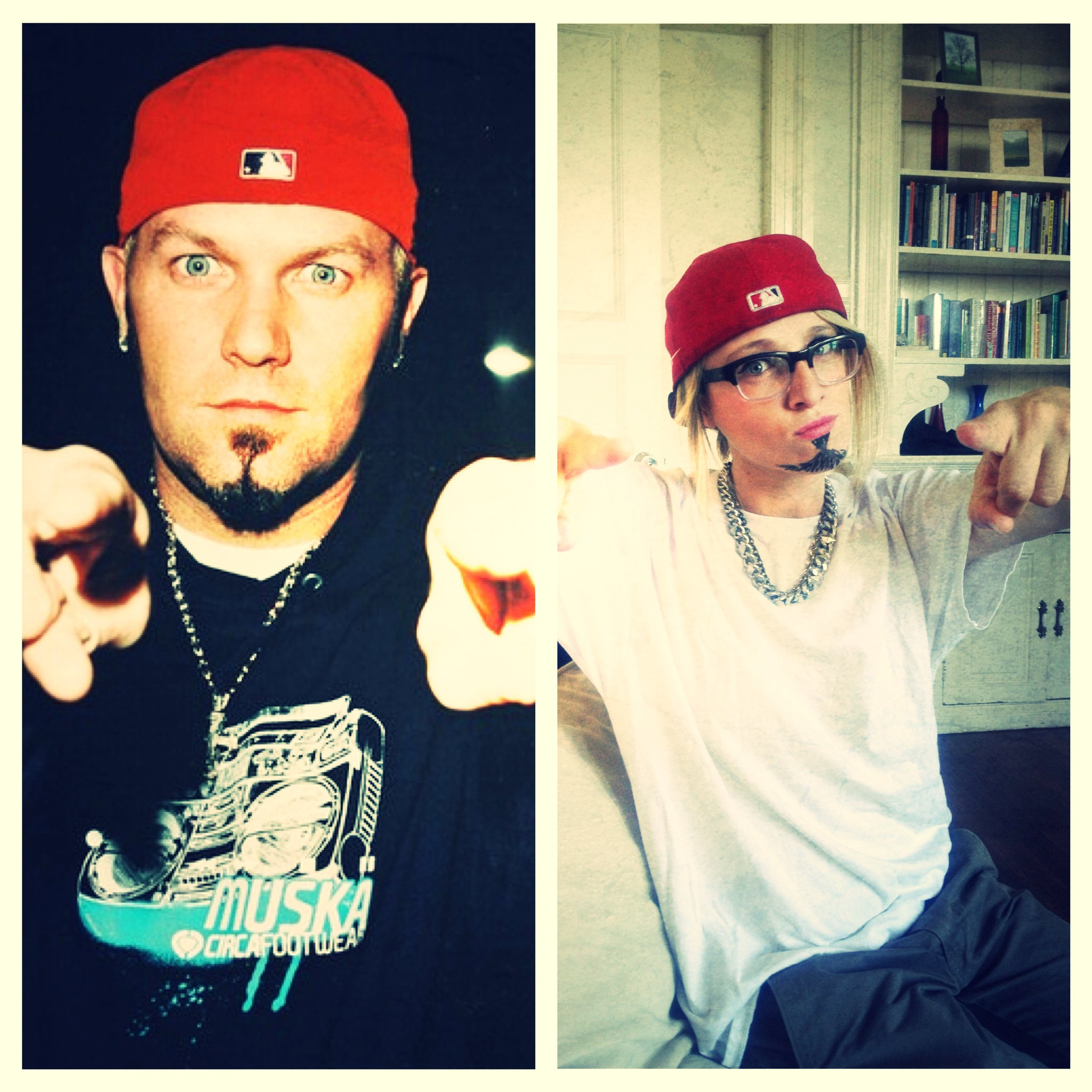 And of course, my Bay to Breakers costume...Fred Durst, anyone?