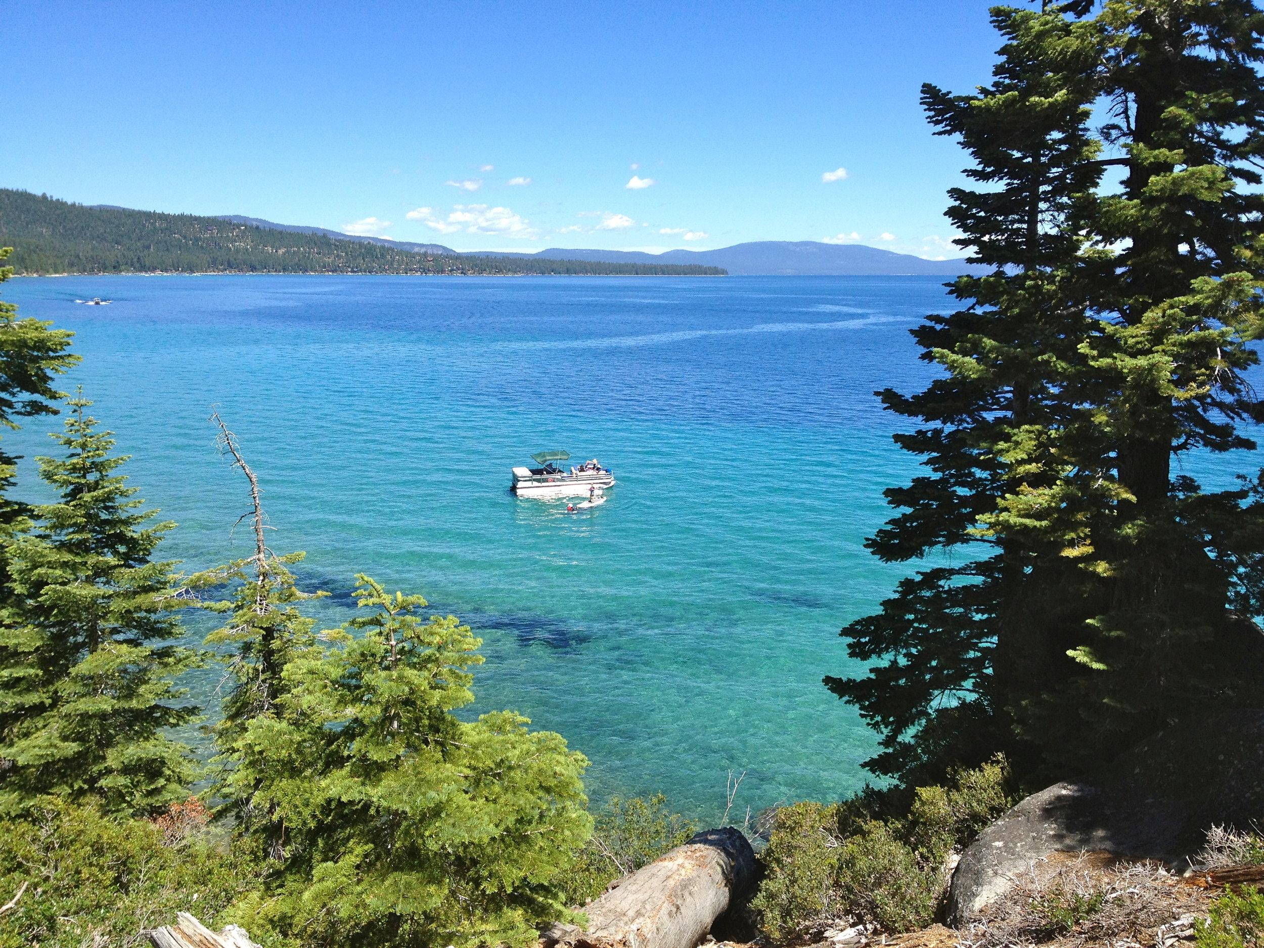 Tahoe adventures!