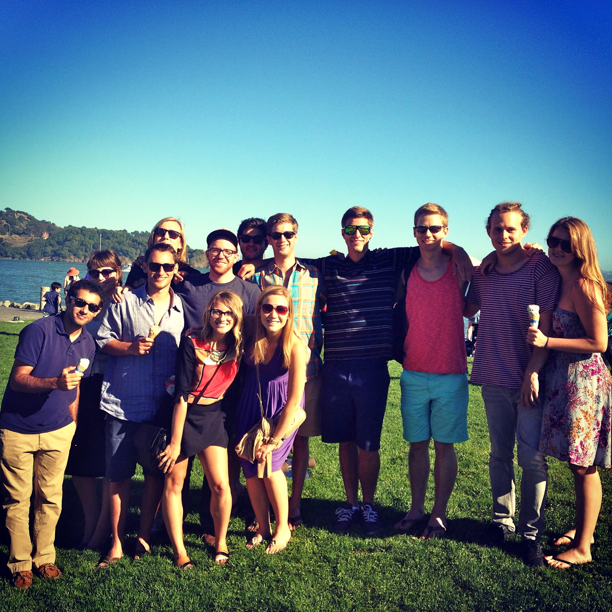 A little birthday trip to Tiburon! Happy Birthday, Scott!