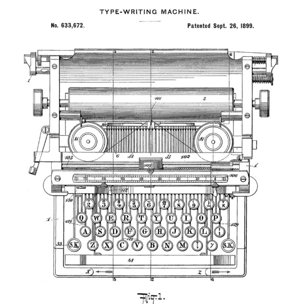 underwood-typewriter-patent-decor-office-decor-writer-gift-patent-print-type-writer-patent-typewriter-blueprint-57ccc3523.jpg