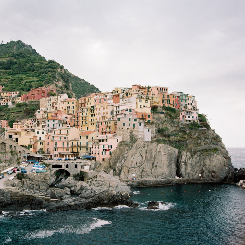 CINQUE TERRE ITALY ENGAGEMENT Photography by Brushfire Photography