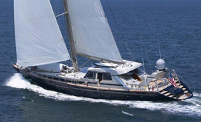 LENGTH:   115 ft.   TYPE:   Sail   CLEARING HOUSE:   Monocle Management Ltd  WEB SITE :   www.monocleyachts.com