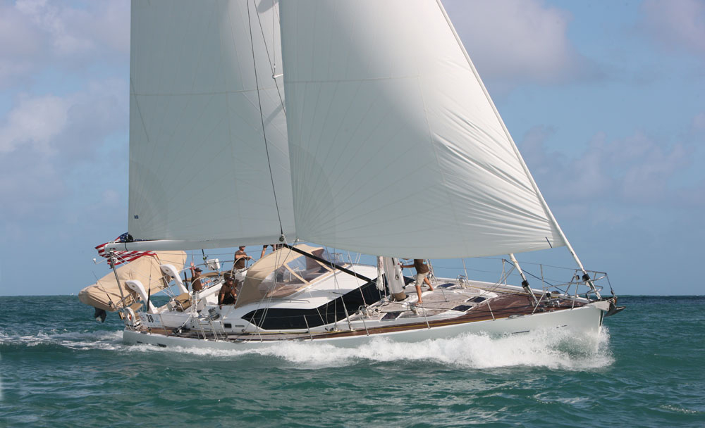 LENGTH: 65 ft. TYPE: Sail CLEARING HOUSE: Oyster Charter WEB SITE: www.oysteryachts.com/charter