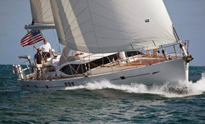 LENGTH: 62 ft. TYPE: Sail CLEARING HOUSE: Oyster Charter EMAIL: molly.marston@oysteryachts.com