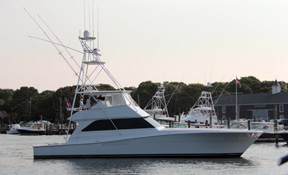 LENGTH: 58 ft. TYPE: Power CLEARING HOUSE: Lane Yacht Mgmt Group WEB SITE: www.laneyachtmanagementgroup.com