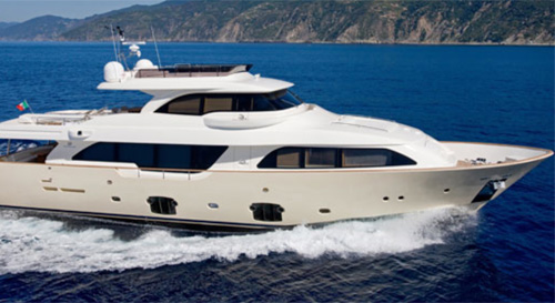 LENGTH: 86  ft.   TYPE:  Power   CLEARING HOUSE: B and B Yacht Charter Brokerage    WEB SITE :    www.bnbyachtcharters.com
