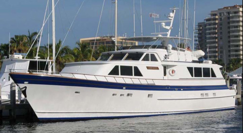 LENGTH:   90 ft.   TYPE:   Power   CLEARING HOUSE:   Select Yachts WEB SITE:   www.selectyachts.com