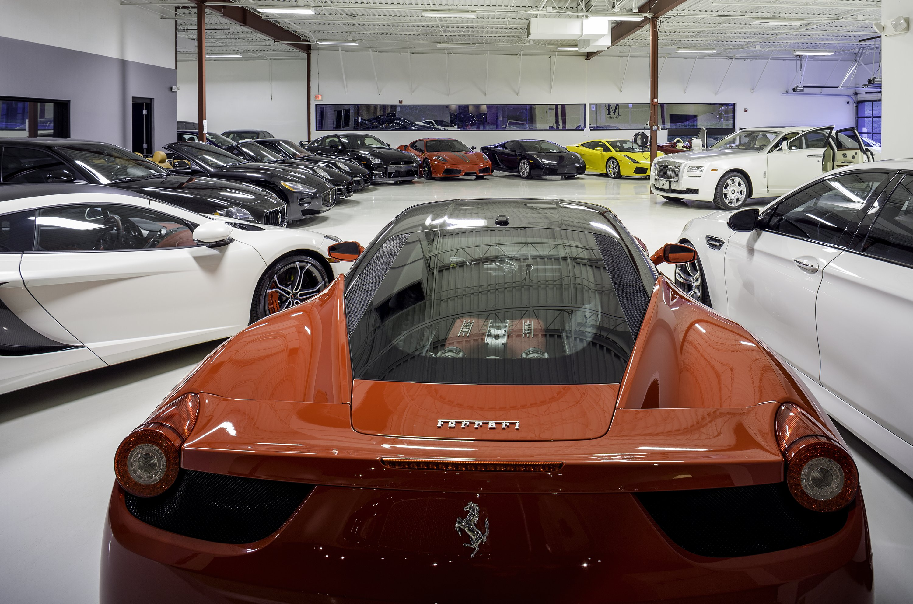 European Motorwerks Charlotte Exotic Car Repair