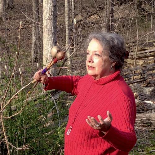 Barbara Bloecher, Shaman's Earth